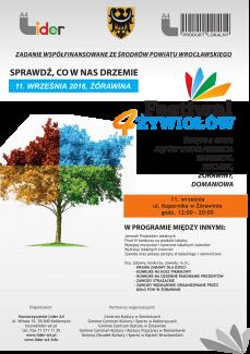 plakat F4Ż - 2016